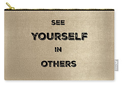 See Yourself #2 Carry-all Pouch