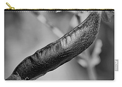 Carry-all Pouch featuring the photograph Seed Pod by Keith Elliott