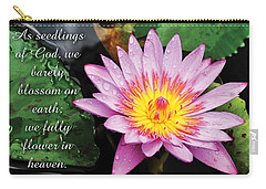 Seedlings Of God Carry-all Pouch