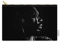 Carry-all Pouch featuring the photograph Seek It by Eric Christopher Jackson