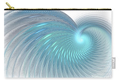 Seeking Peace Carry-all Pouch by Donna Walsh