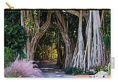 Selby Secret Garden 2 Carry-all Pouch