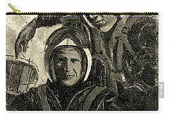 Self-portrait 1975 Carry-all Pouch