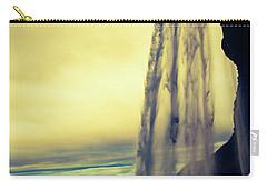 Seljalandsfoss Sunset Carry-all Pouch