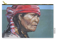 Seminole 1987 Carry-all Pouch by Bob George