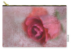 Carry-all Pouch featuring the photograph Send With Love 2 by Diane Alexander