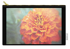 Carry-all Pouch featuring the photograph Send With Love by Diane Alexander