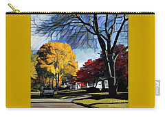 Seneca Parkway Autumn Carry-all Pouch
