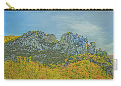 Seneca Rock West Virginia Carry-all Pouch