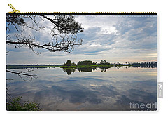 Carry-all Pouch featuring the photograph Seney National Wildlife Refuge by Rodney Campbell