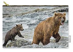 Sensing Danger Carry-all Pouch