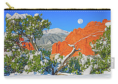 Sensitive People Suffer More, But They Also Love More And Dream More.  Carry-all Pouch