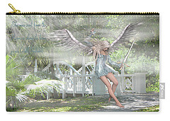 Sent From Heaven Carry-all Pouch by Rosalie Scanlon