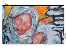 Sentimental Journey Carry-all Pouch by Gail Butters Cohen
