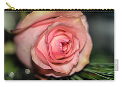 Carry-all Pouch featuring the photograph Sentimentality by Diana Mary Sharpton