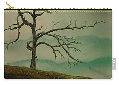Sentinel Of The Shenandoah  Carry-all Pouch
