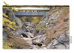 Sentinel Pine Covered Bridge Carry-all Pouch