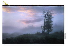 Sentinels In The Valley Carry-all Pouch by Dan Jurak