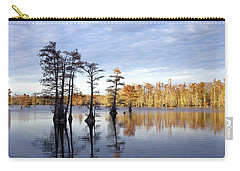 Sentinels Of The Lake Carry-all Pouch