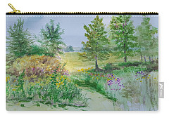 September At Kickapoo Creek Park Carry-all Pouch