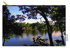 Carry-all Pouch featuring the photograph September by Elfriede Fulda