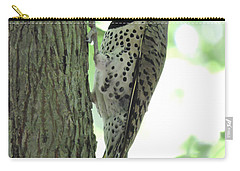 September Flicker Carry-all Pouch by Peg Toliver