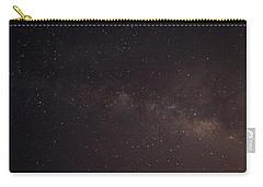 Carry-all Pouch featuring the photograph September Galaxy I by Carolina Liechtenstein