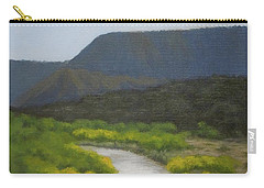 September On The Rio Chama Carry-all Pouch