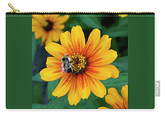 Carry-all Pouch featuring the photograph September by Rhonda McDougall