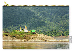 Carry-all Pouch featuring the photograph September by Werner Padarin