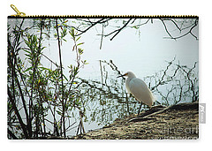 Sepulveda Basin Crane 1 Carry-all Pouch