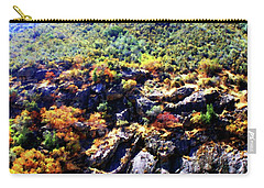 Sequoia Color Carry-all Pouch by Timothy Bulone
