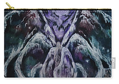 Seraph Carry-all Pouch by Cheryl Pettigrew
