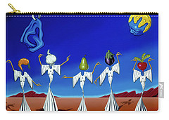 Serenade Of The Sisters Carry-all Pouch