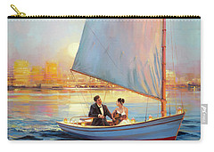 Carry-all Pouch featuring the painting Serenade by Steve Henderson