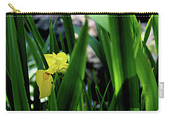 Carry-all Pouch featuring the photograph Serendipity by Hanne Lore Koehler