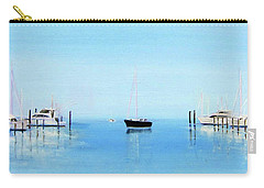 Serene Atlantic Highlands Marina Carry-all Pouch