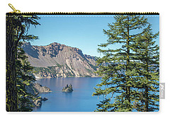 Serene Pines Carry-all Pouch