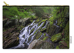 Carry-all Pouch featuring the photograph Serene Solitude by Bill Wakeley