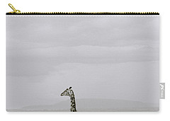 Serengeti Solitude Carry-all Pouch by Shaun Higson