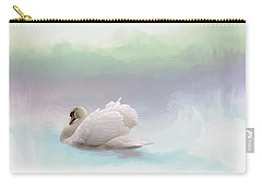Serenity Carry-all Pouch by Annie Snel