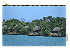 Serenity - Chale Island Kenya Africa Carry-all Pouch