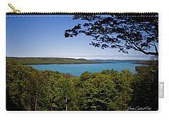 Carry-all Pouch featuring the photograph Serenity by Joann Copeland-Paul