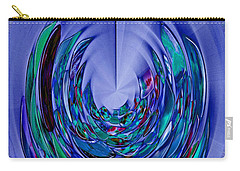 Carry-all Pouch featuring the photograph Serenity by Nareeta Martin