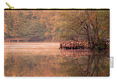 Carry-all Pouch featuring the photograph Serenity by Okan YILMAZ