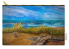 Serenity On A Florida Beach Carry-all Pouch