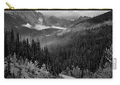 Serenity Road Carry-all Pouch by Joe Burns