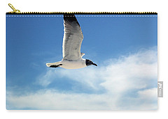 Serenity Seagull Carry-all Pouch