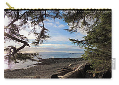 Serenity Surroundings  Carry-all Pouch by Karen Horn