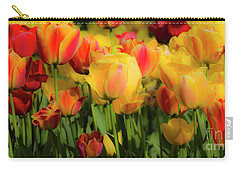 Carry-all Pouch featuring the photograph Seriously Spring by Wendy Wilton